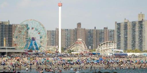 Coney Island Scavenger Hunt & Fireworks