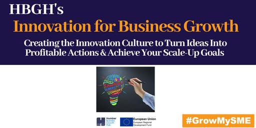 Innovation for Business Growth- Scale Up Workshop