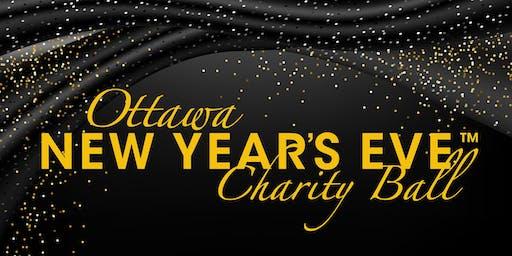 Ottawa New Year's Eve Charity Ball™ 2019 - 2020