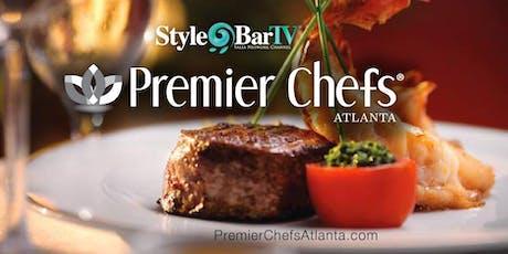 FASHION MEETS FOOD 09.22.19: LIVE Cooking TalkShow & Fashion Spotlight by Premier Chefs Atlanta tickets