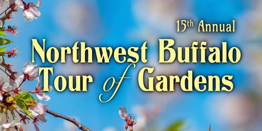 Northwest Buffalo Tour of Gardens Bus Tour