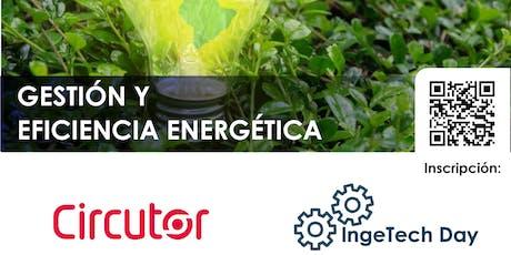 Gestión y Eficiencia Energética  boletos