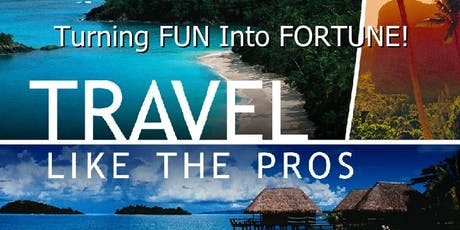 Turning Travel Into Fortune tickets