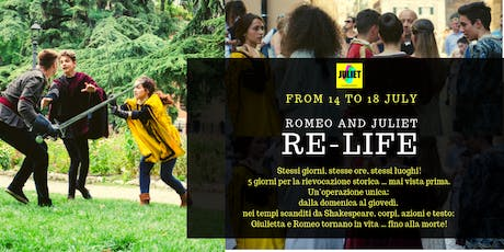 GIULIETTA E ROMEO RE LIFE - INGRESSI CASA & TOMBA tickets