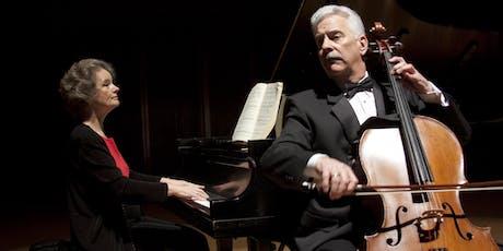 Norman & Jeanne Fischer Concert tickets