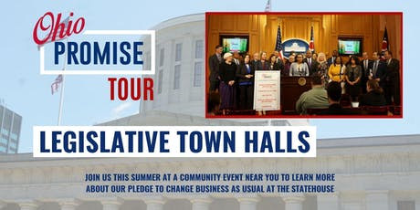 Ohio Promise Town Hall Tour tickets