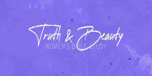 Truth & Beauty Women's Bible Study Fall 2019