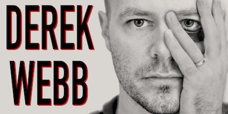 An Evening with Derek Webb tickets
