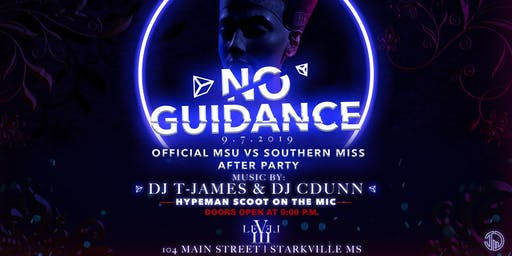 No Guidance-The Official MSU vs Southern Miss After Party