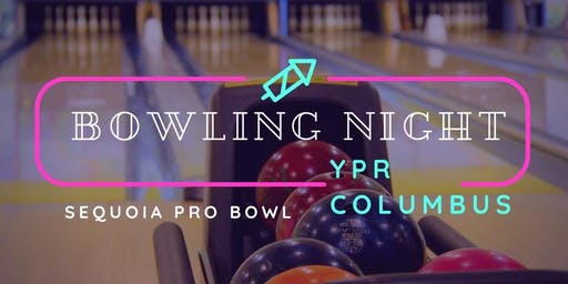 YPR Columbus Pro-Social: Bowling Night!