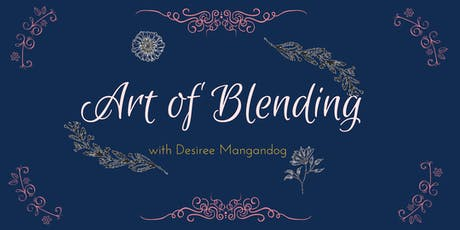 Art of Blending tickets