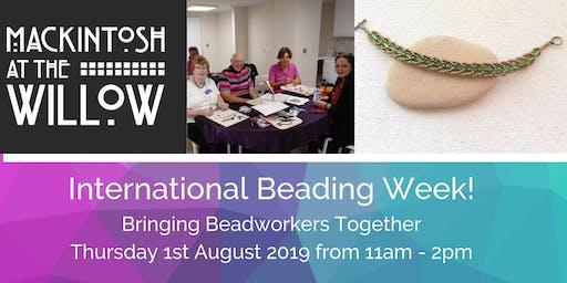 Taster Beadworking Workshop