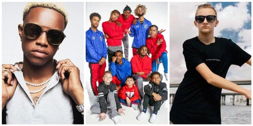 Kool Kidz Concert with Silento, The Future Kingz, and The Backpack Kid