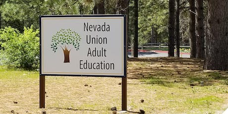GED/HiSET Preparation Classes - Nevada Union Campus tickets