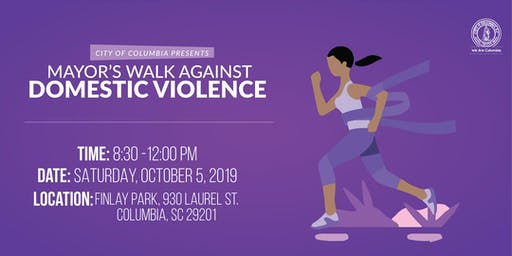 13th Annual Mayor's Walk Against Domestic Violence