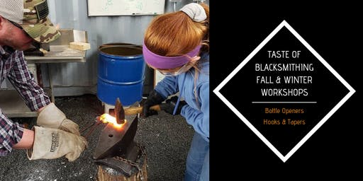 Taste of Blacksmithing
