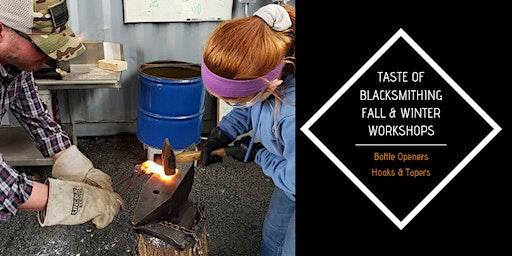 Taste of Blacksmithing