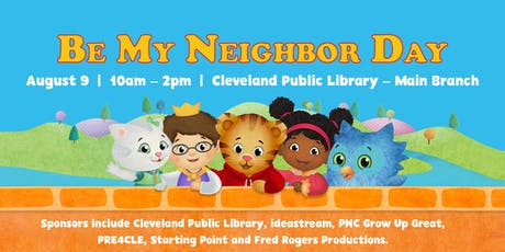 Be My Neighbor Day 2019 tickets