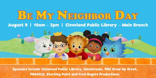 Be My Neighbor Day 2019