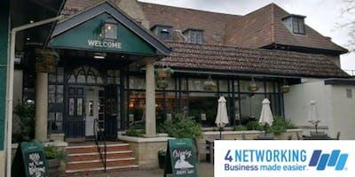 Northampton Evening - Networking
