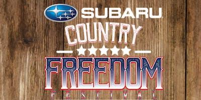 Subaru Country Freedom Festival