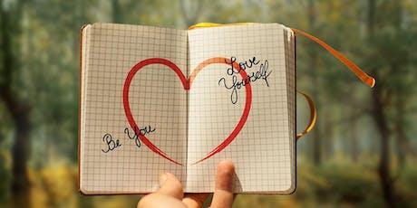 Autoestima: El arte de amarte entradas