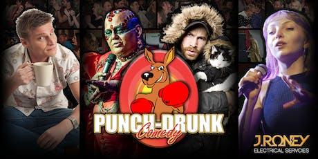 Punch-Drunk Blyth tickets