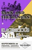 TANK AND THE BANGAS / BLACKALICIOUS