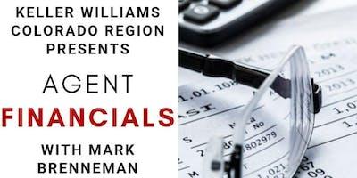 Agent Financials with Mark Brenneman