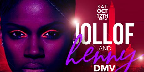 Jollof and Hennessy - Homecoming  tickets