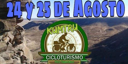 2° Aniversario KUMTRU Cicloturismo.  Pico Truncado