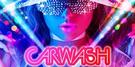 Carwash  tickets