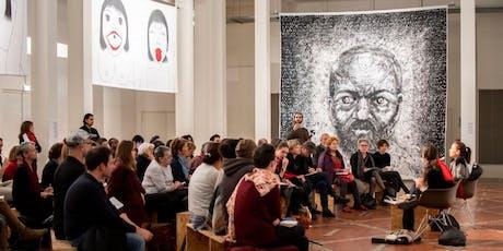 Conférence Naufragés sans visage, donner un nom aux victimes de la Méditerranée  billets