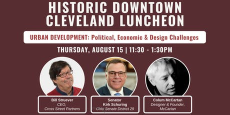 Historic Downtown Cleveland Luncheon tickets