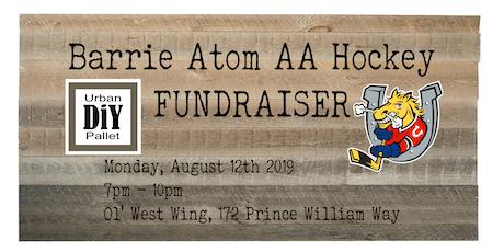 Barrie Atom AA Hockey - Fundraiser tickets