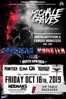 Michale Graves (Misfits) Performing 1995-2001 hits