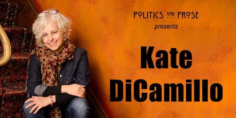 Kate DiCamillo | BEVERLY, RIGHT HERE tickets
