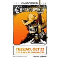 YELAWOLF Presents The GhettoCowboy Tour