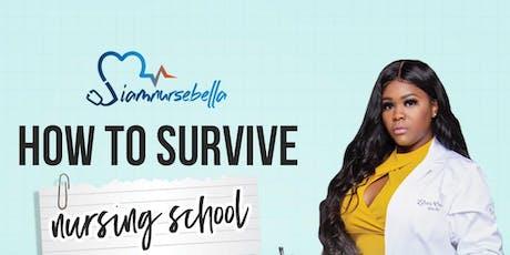 How To Survive Nursing School lll tickets