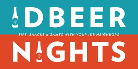 IDBeer Night tickets