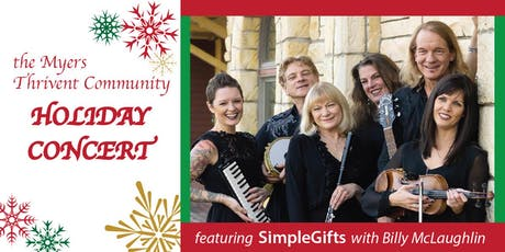 the Myers - Thrivent Community Holiday Concert tickets