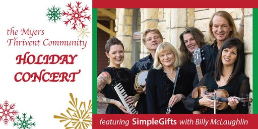the Myers - Thrivent Community Holiday Concert
