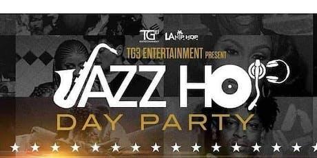 #JazzHop  tickets