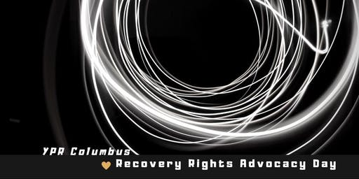 YPR Columbus Advocacy Event:  Recovery Rights Advocacy Day