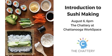 Introduction to Sushi Making tickets