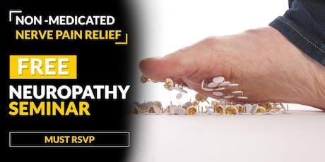 FREE Neuropathy Treatment Seminar -The Villages, FL 7/17 tickets
