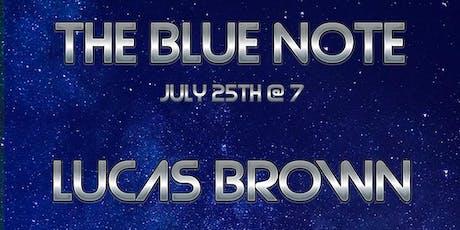 Lucas Brown Presents tickets