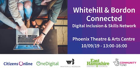 Whitehill & Bordon Connected: Digital Inclusion and Skills Network tickets