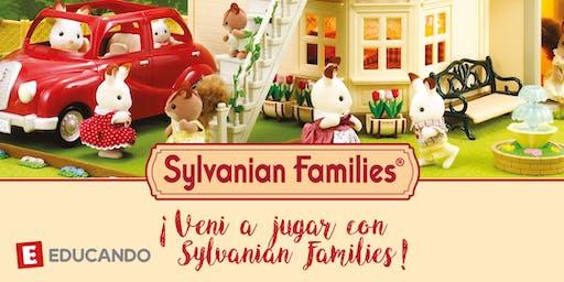 ¡Vení a jugar con Sylvanian Families! Espacio de Juego