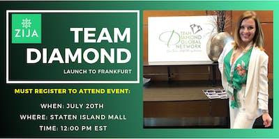 Acres Of Diamonds Launch Event - Countdown to Frankfurt